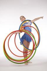 Предметы для гимнастики и фитнеса