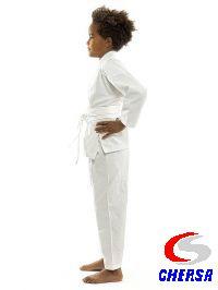 Кимоно для карате (куртка, брюки на резинке, пояс)