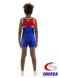 Боди гимнастическое для мальчика