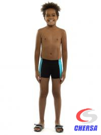 Плавки-шорты детские со вставками