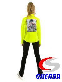 Кофта для фигурного катания для девочек