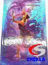 Дневник для художественной гимнастки Chersa в твердом переплете