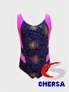 Купальник для плавания совместный детский