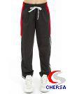 Брюки спортивные детские со вставками